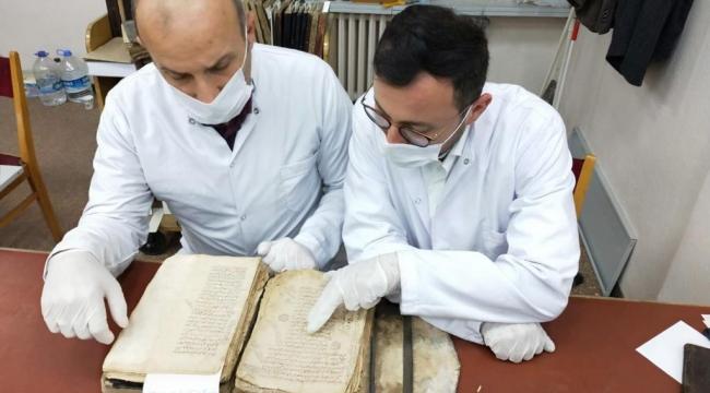 KâdîBeyzâvî'ye Ait En Eski Tefsir Nüshası Gün Yüzüne Çıkarıldı