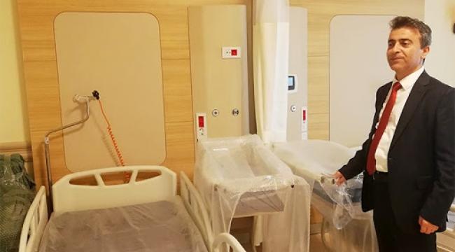 Kadın Doğum Hastanesi Açılıyor