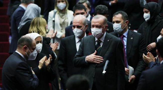AK Parti'de yeni MYK belli oldu