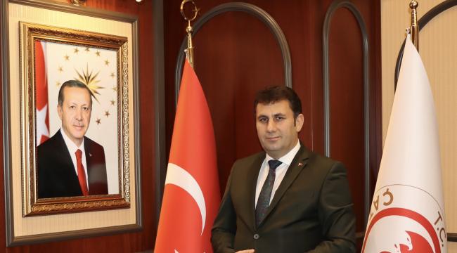 Başkan Yaşar'dan 12 Mart Mesajı