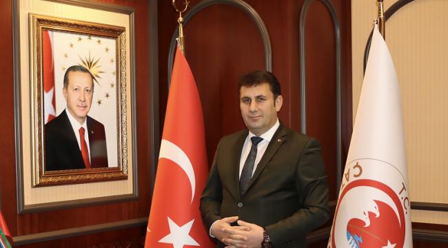 Başkan Yaşar'dan 18 Mart Çanakkale Şehitlerini Anma Günü mesajı