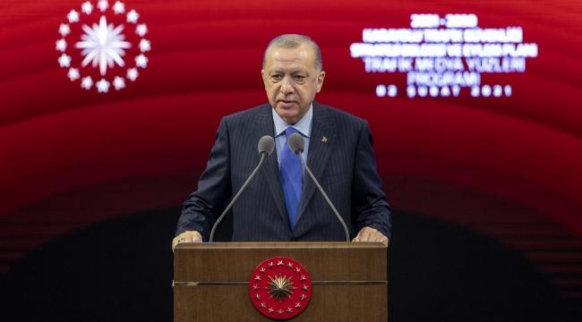 Cumhurbaşkanı Erdoğan: Sağlık alanında destan yazdık