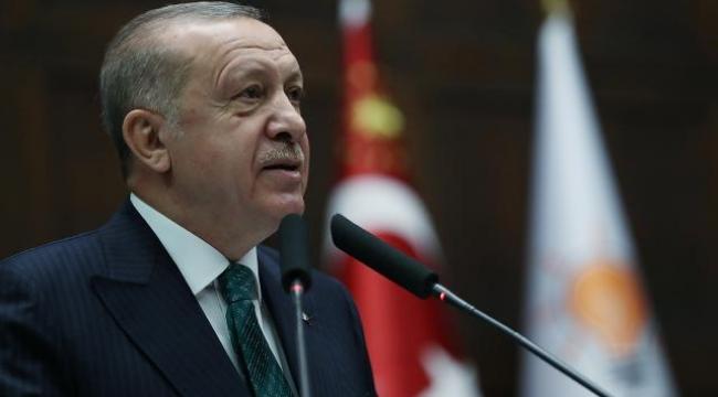 Cumhurbaşkanı Erdoğan: Yaz aylarında projenin temelini atacağız