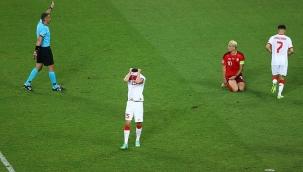 A Milli Takım, EURO 2020'ye veda etti!