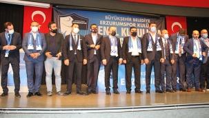 BB.Erzurumspor'da Görev Dağılımı