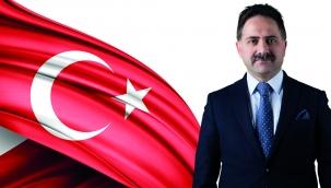 Başkan Mahmut Uçar'dan 23 Temmuz Mesajı
