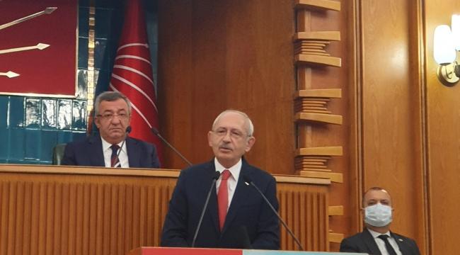 CHP Genel Başkanı Kılıçdaroğlu'ndan açıklamalar