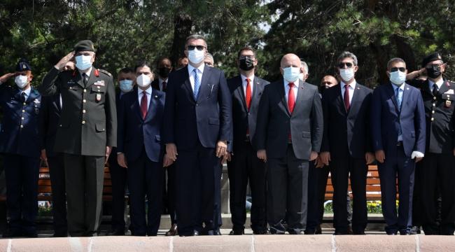 Erzurum Kongresinin 102.yıl Dönümü Coşkuyla Kutlandı