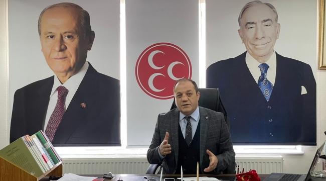 MHP İl Başkanı Karataş'tan Kurban Bayramı kutlaması