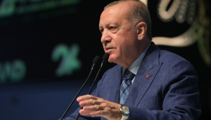 """""""Bugün bölgemizdeki her meselede diplomatik, askerî, ekonomik gücüyle Türkiye artık söz sahibidir"""""""