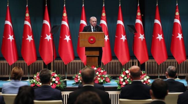 Cumhurbaşkanı Erdoğan Kabine Sonrası Açıklamalarda Bulundu