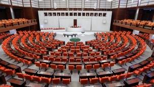 Suriye ve Irak tezkeresi Meclis'te