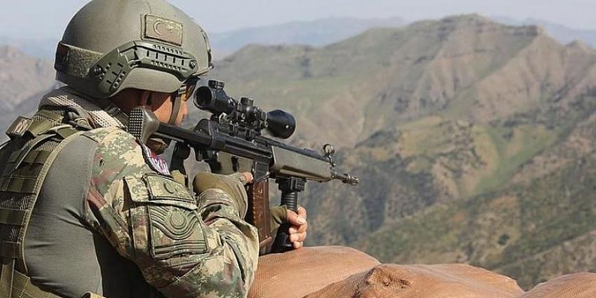 Erzurum'da gri listede yer alan terörist etkisiz hale getirildi
