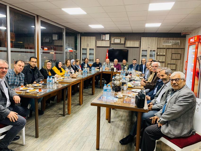 Bornova Erzurumlular Derneği 7.Olağan Kongresi Yapıldı