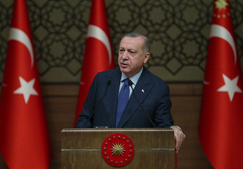 Cumhurbaşkanı Erdoğan, 100 bin sosyal konut projesinin ayrıntılarını açıkladı