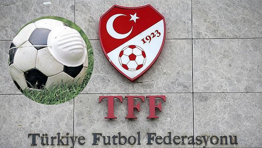 TFF liglerin başlangıç tarihlerini açıkladı